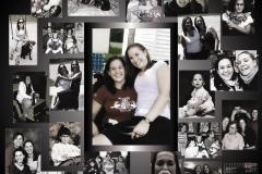 Danielle & Cousin - 16x24